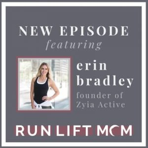 Working Mom Erin Bradley ZYIA Active CEO