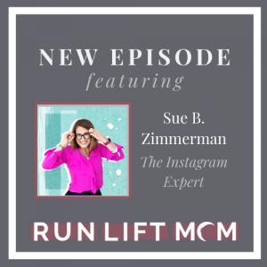 Sue B Zimmerman show tile