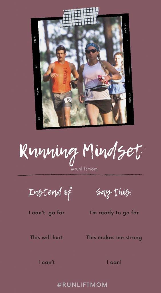 Running mindset