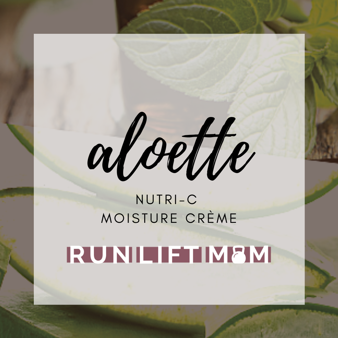 Aloette cream