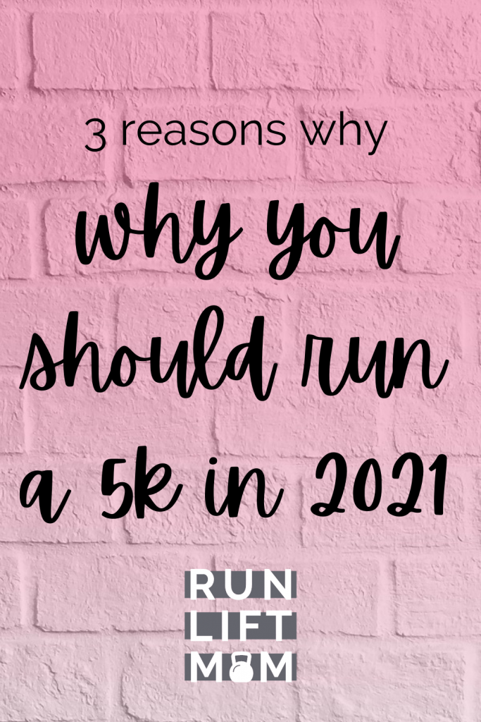 why you should run 5K